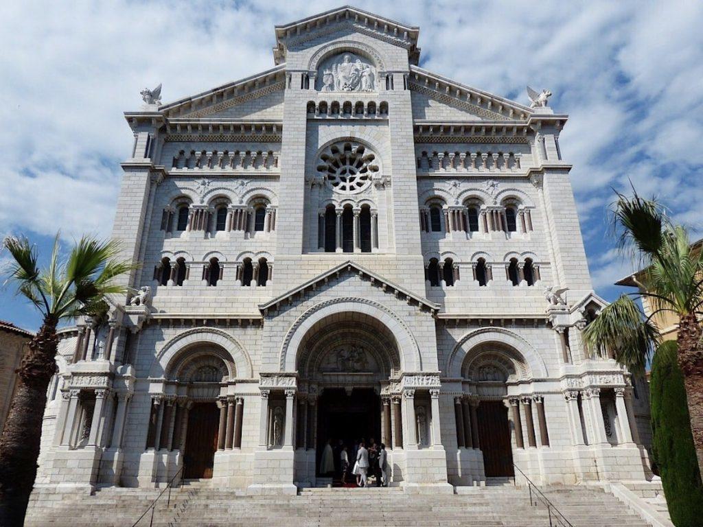 Saint Nicholas Cathedral, Cathédrale Notre-Dame-Immaculée of Monaco