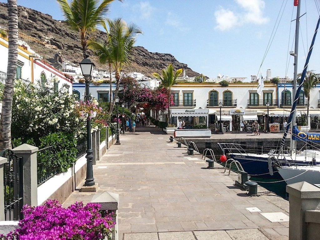 Puerto de Mogan, Gran Canarie, Canary Islands
